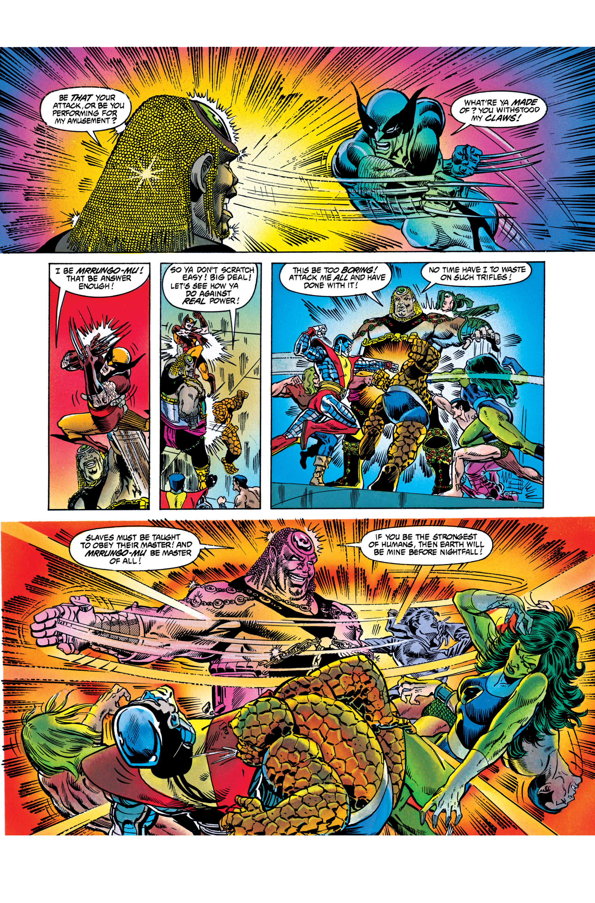 Read online Silver Surfer: Parable comic -  Issue # TPB - 81