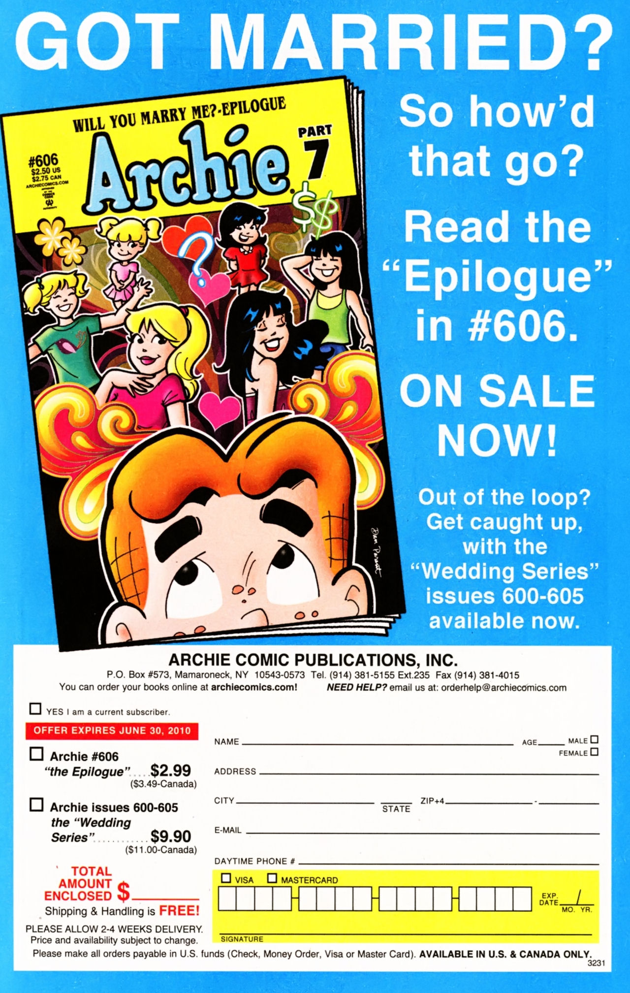 Read online Archie (1960) comic -  Issue #609 - 14