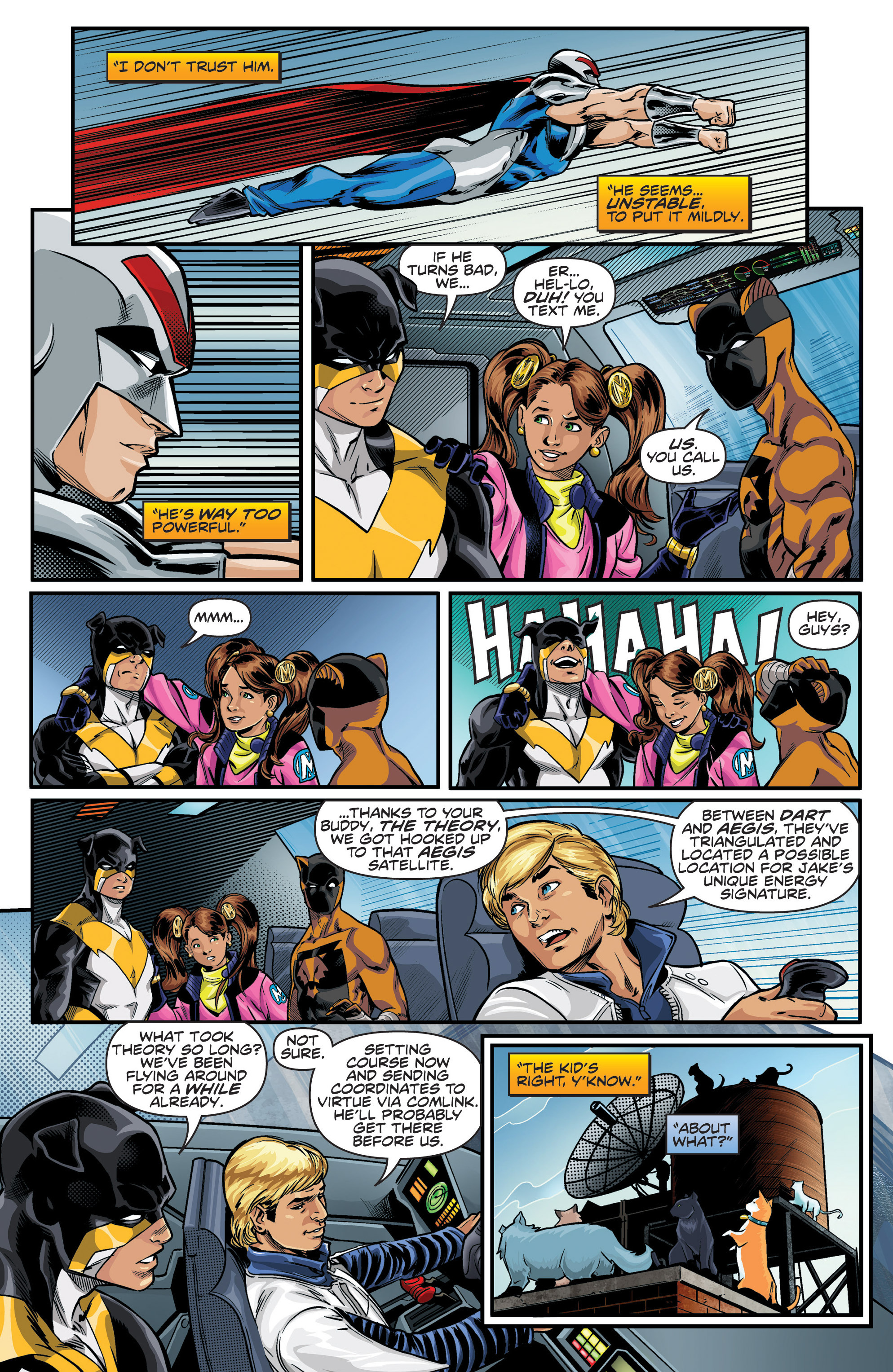 Actionverse 5 Page 11