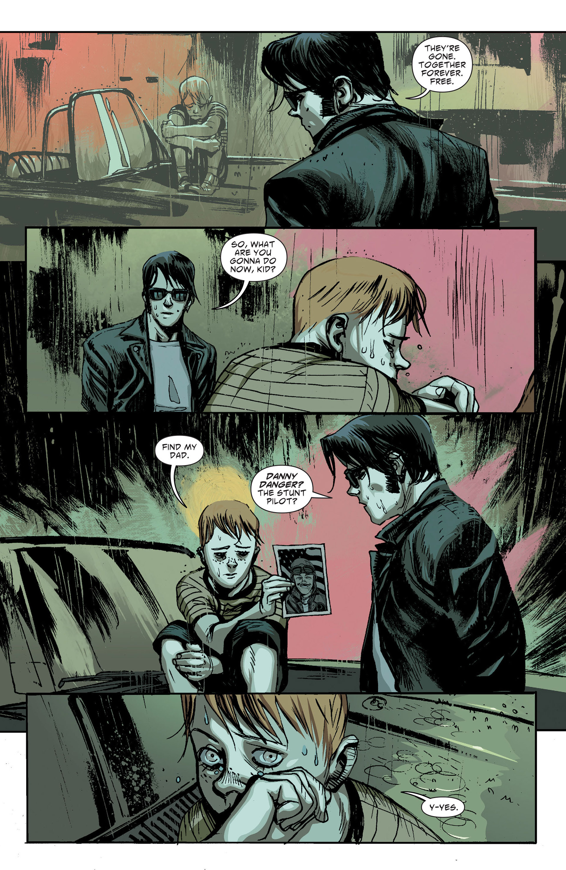 Read online American Vampire: The Long Road To Hell comic -  Issue # Full - 54