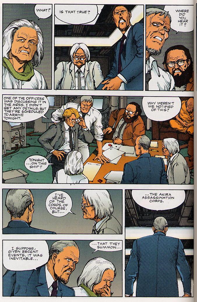 Read online Akira comic -  Issue #26 - 29