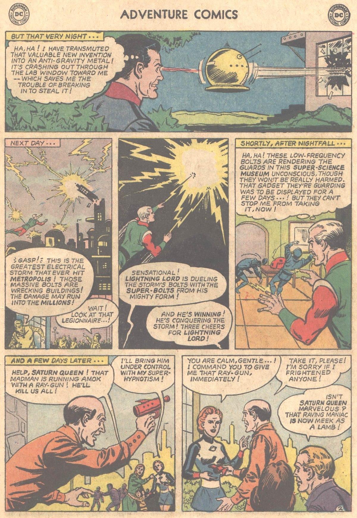 Read online Adventure Comics (1938) comic -  Issue #331 - 12