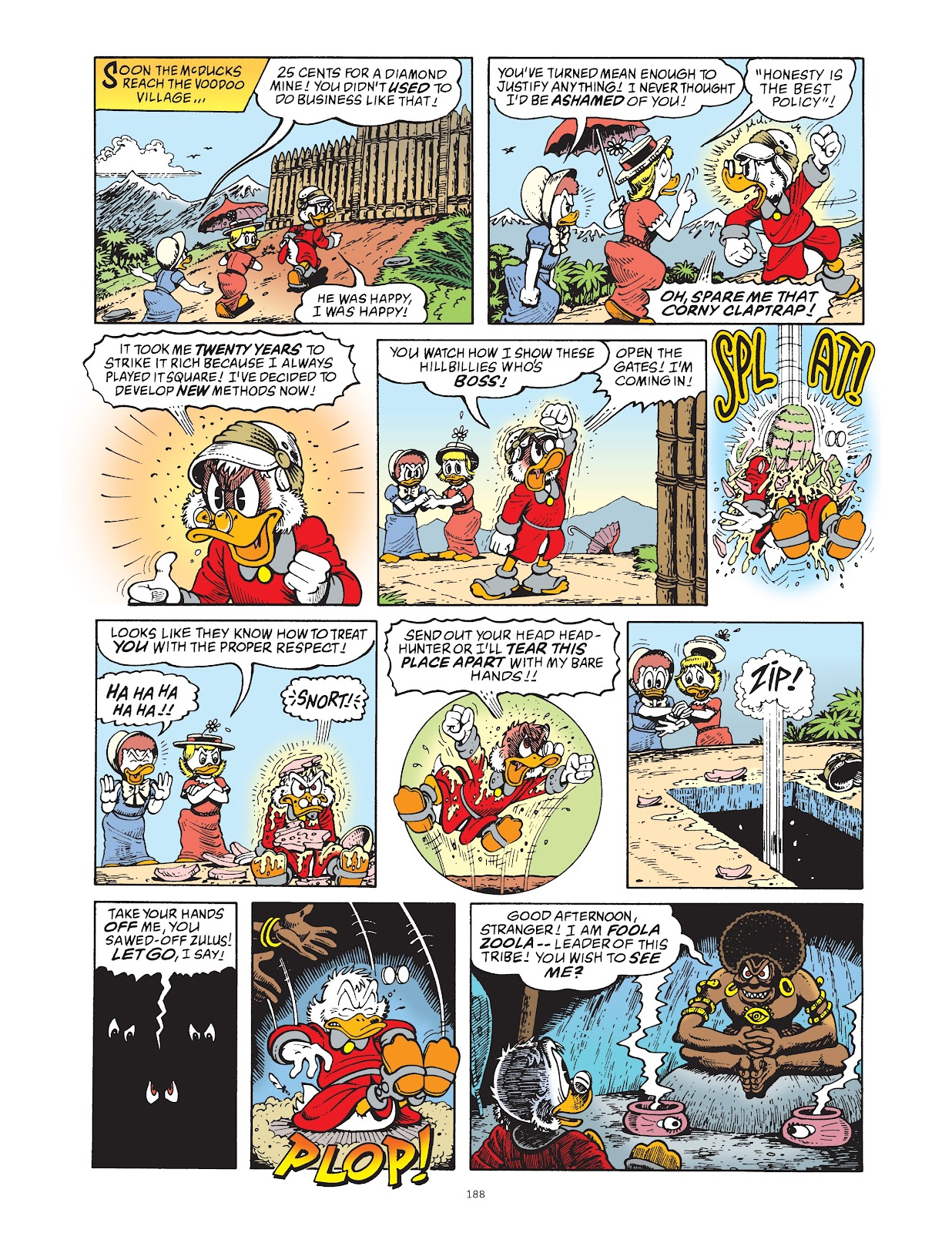 Read online The Complete Life and Times of Scrooge McDuck comic -  Issue # TPB 1 (Part 2) - 83