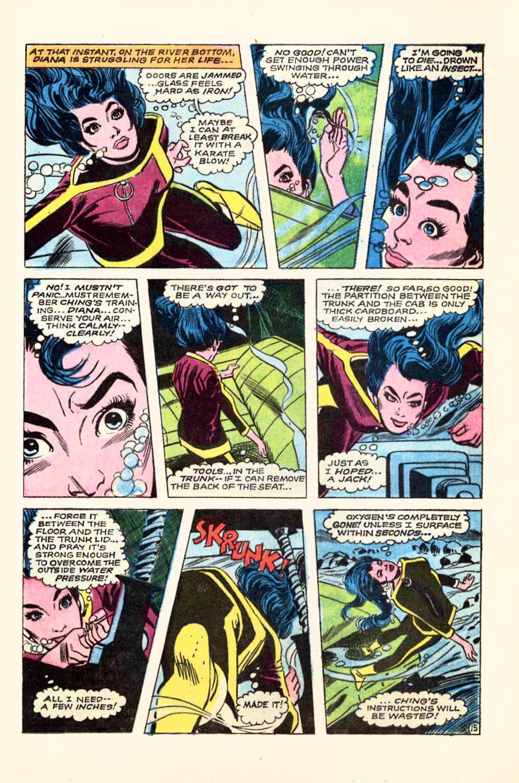 Read online Wonder Woman (1942) comic -  Issue #180 - 21