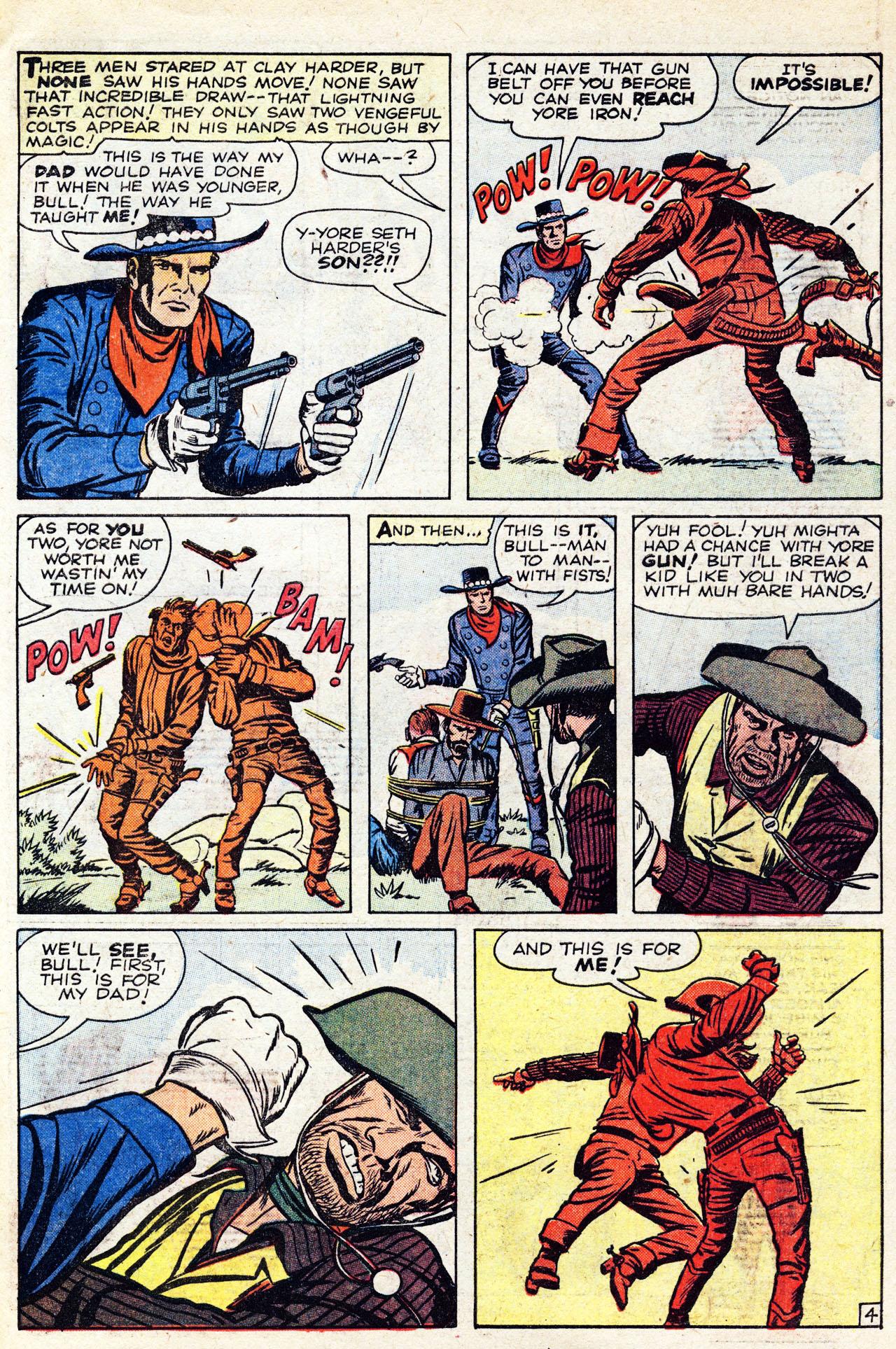 Read online Two-Gun Kid comic -  Issue #58 - 31