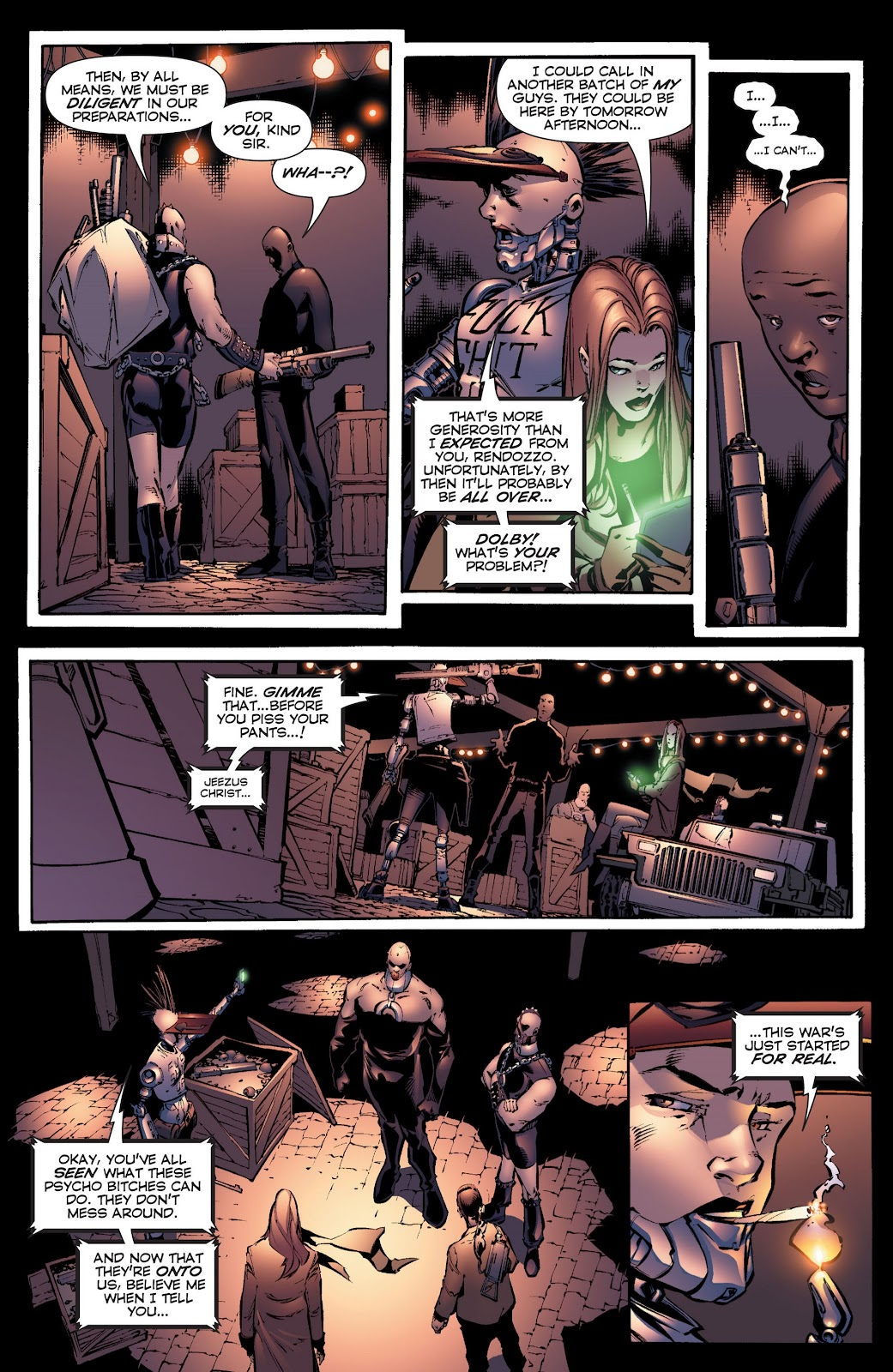 Wildcats Version 3.0 Issue #22 #22 - English 15
