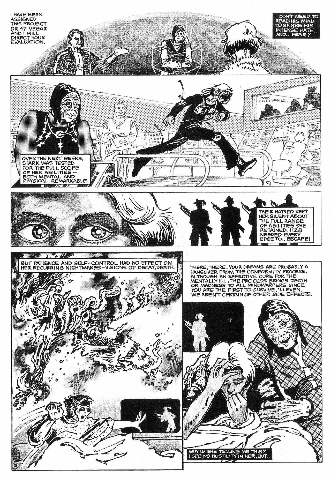 Read online Star*Reach comic -  Issue #11 - 22