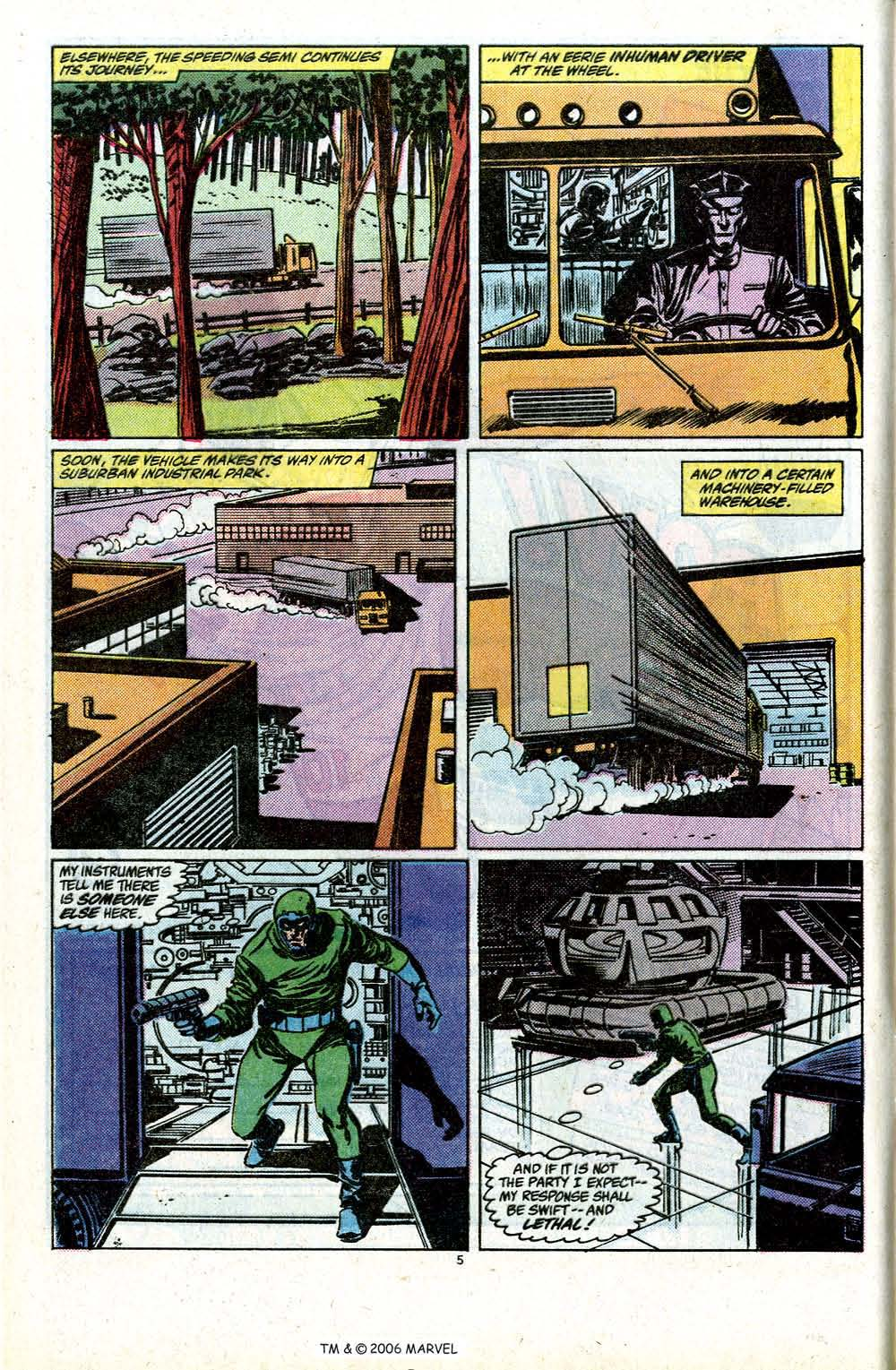 The Avengers (1963) 287 Page 7