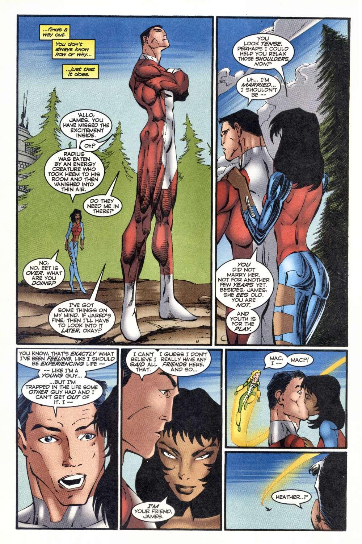 Read online Alpha Flight (1997) comic -  Issue #7 - 24