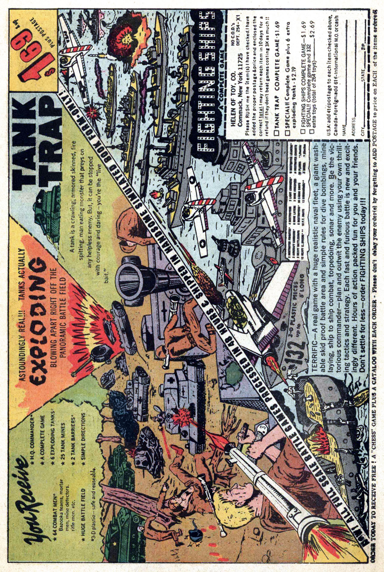 Read online Amazing Adventures (1970) comic -  Issue #24 - 29