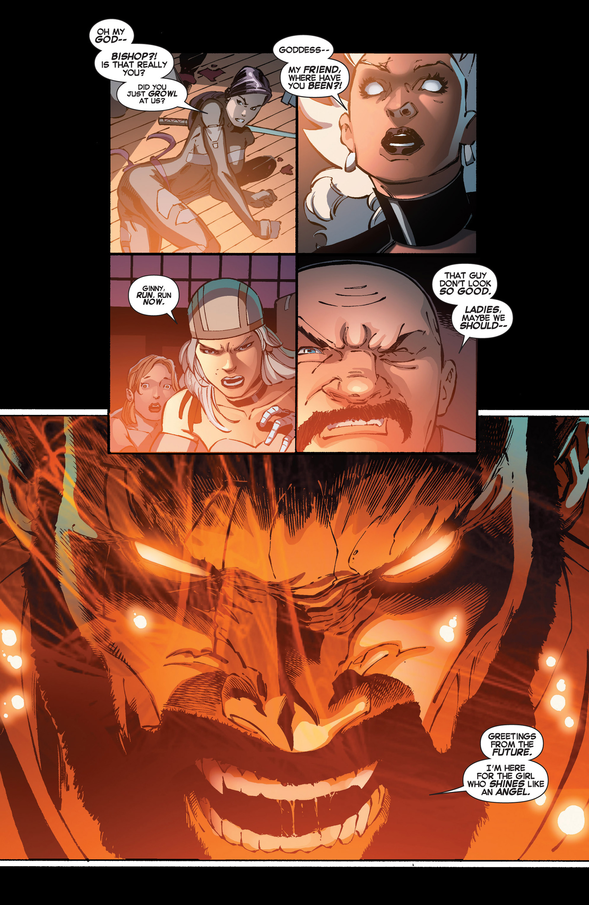 Read online Uncanny X-Force (2013) comic -  Issue #2 - 20