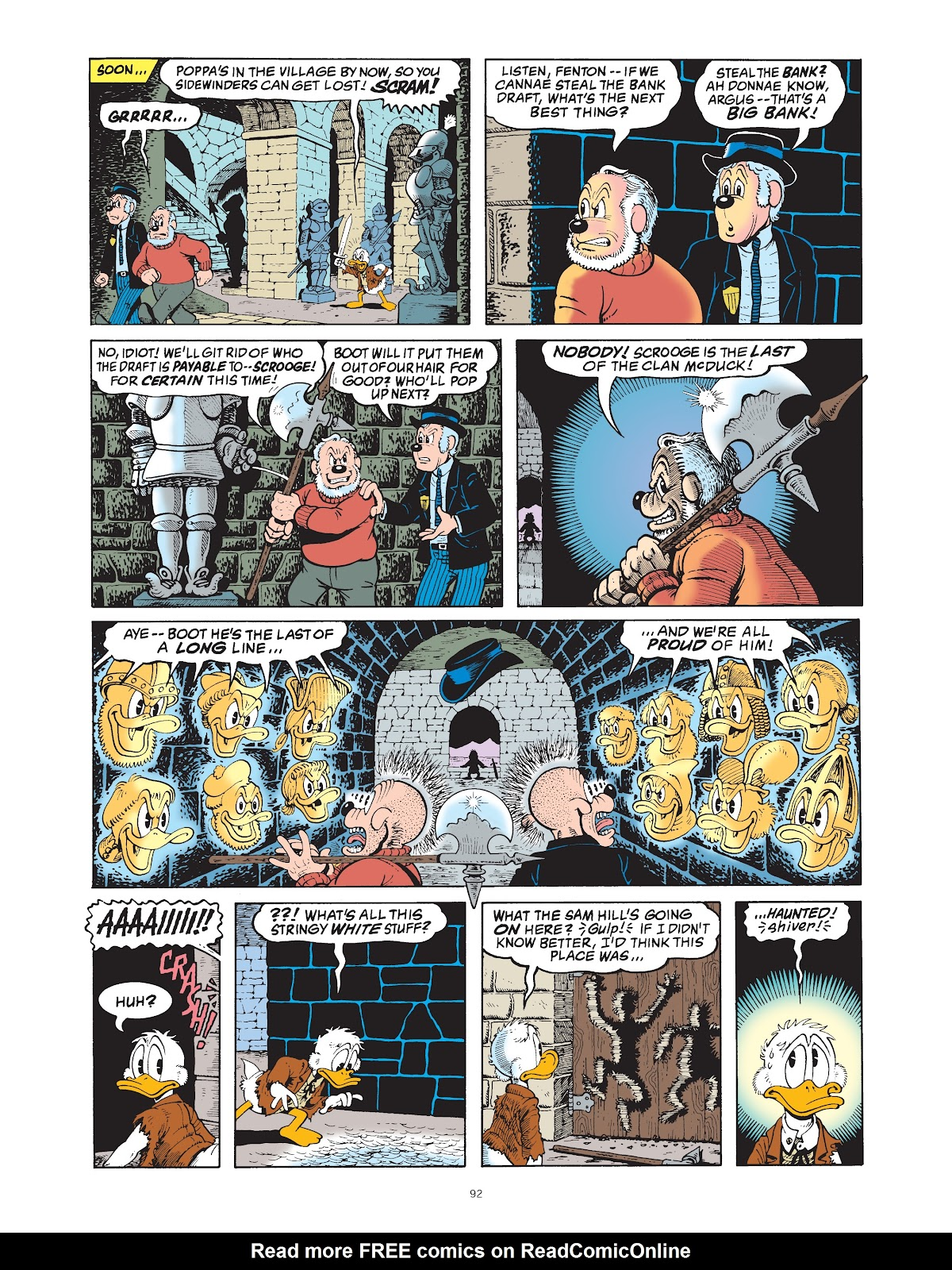 Read online The Complete Life and Times of Scrooge McDuck comic -  Issue # TPB 1 (Part 1) - 95