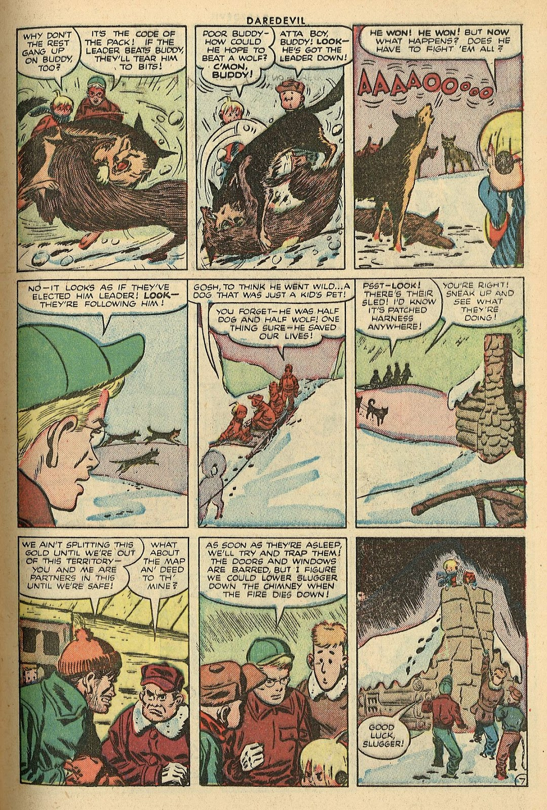 Daredevil (1941) issue 101 - Page 9