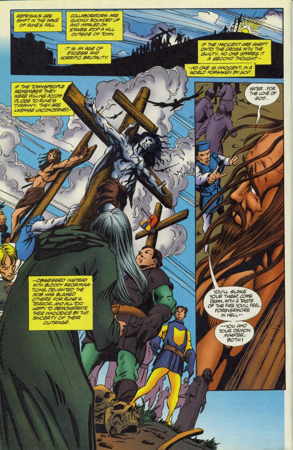 Read online Rune (1995) comic -  Issue #5 - 3