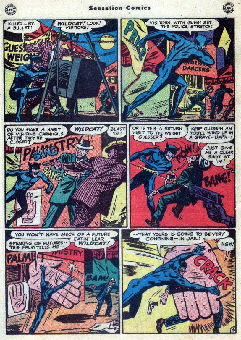 Read online Sensation (Mystery) Comics comic -  Issue #82 - 47