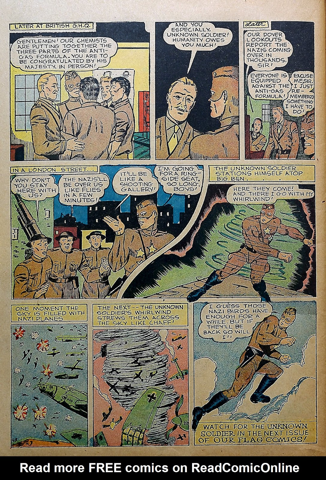 Our Flag Comics issue 5 - Page 45