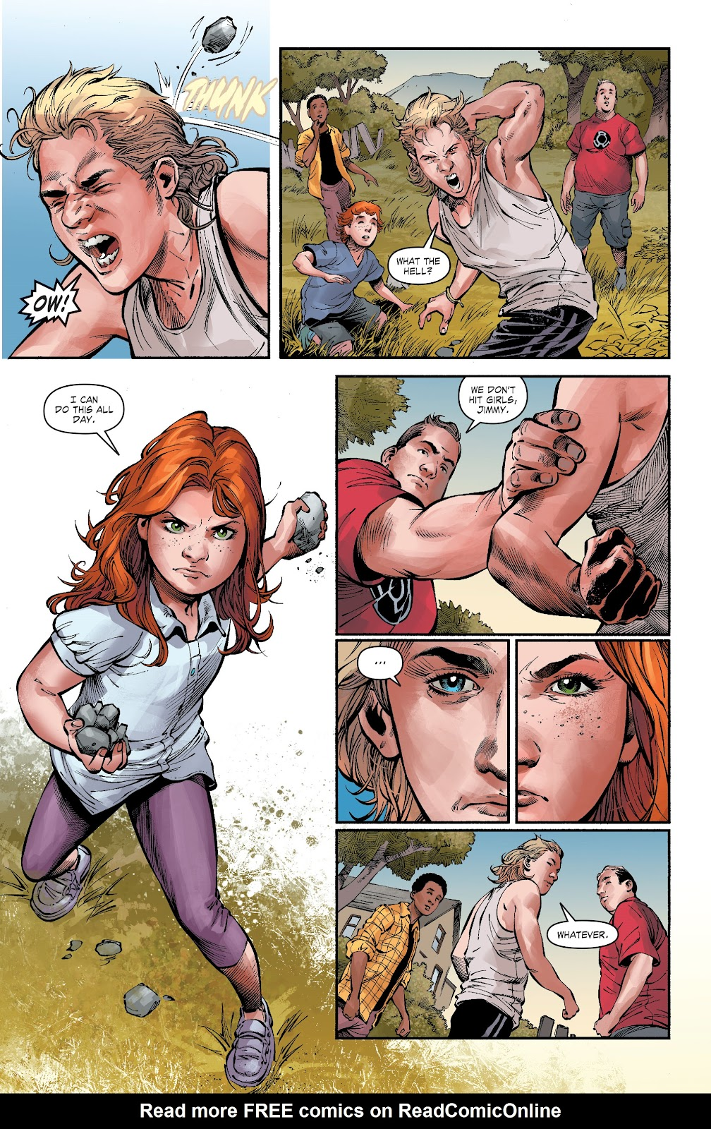 Read online The Curse of Brimstone: Ashes comic -  Issue # TPB (Part 2) - 12