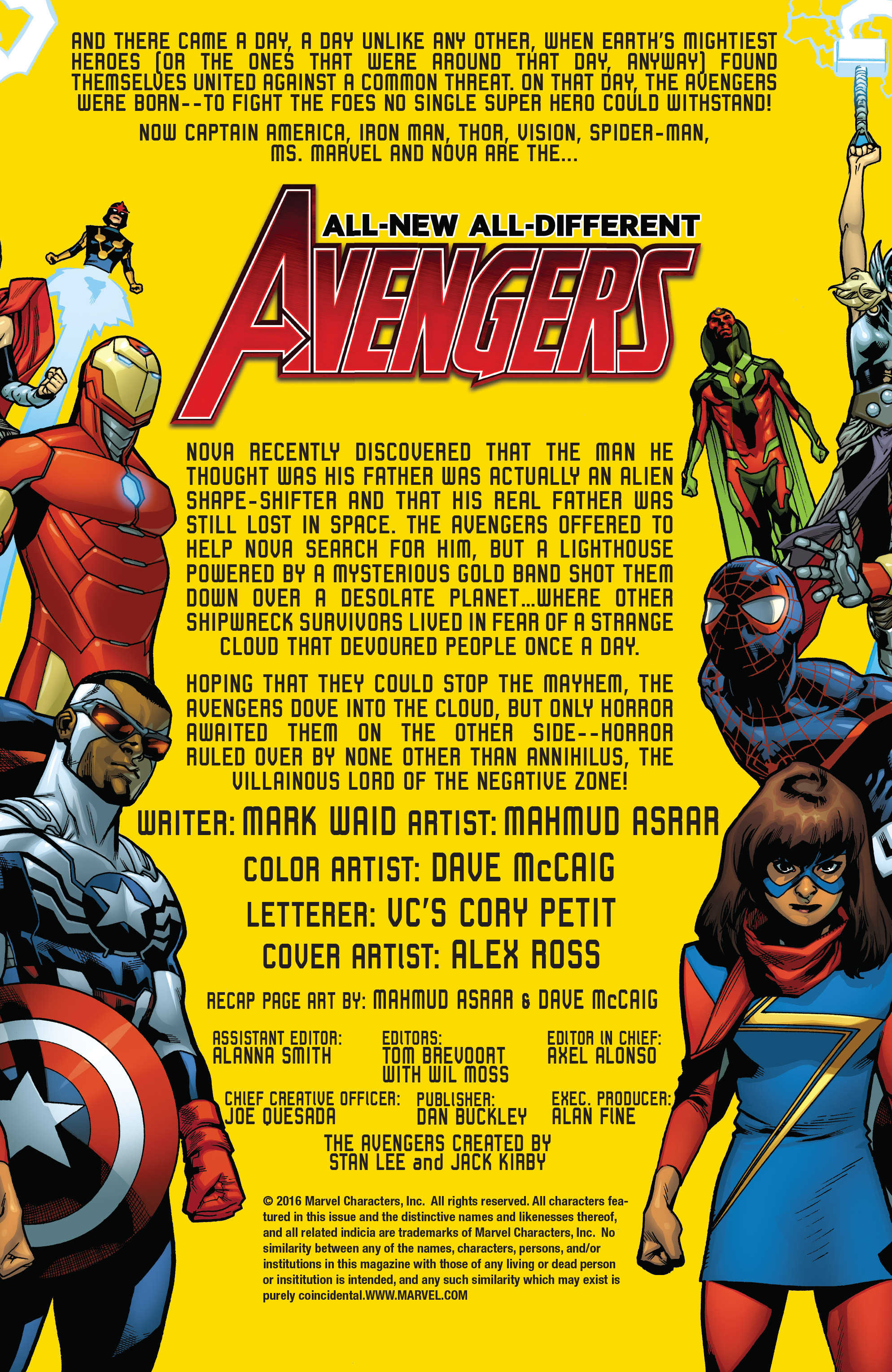 Read online All-New, All-Different Avengers comic -  Issue #11 - 4