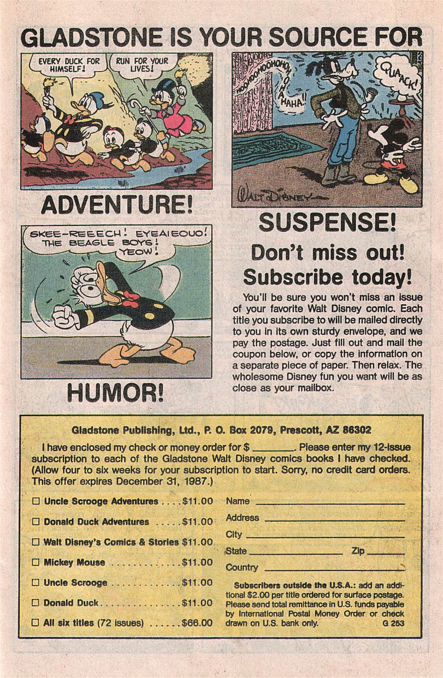 Read online Uncle Scrooge (1953) comic -  Issue #224 - 11