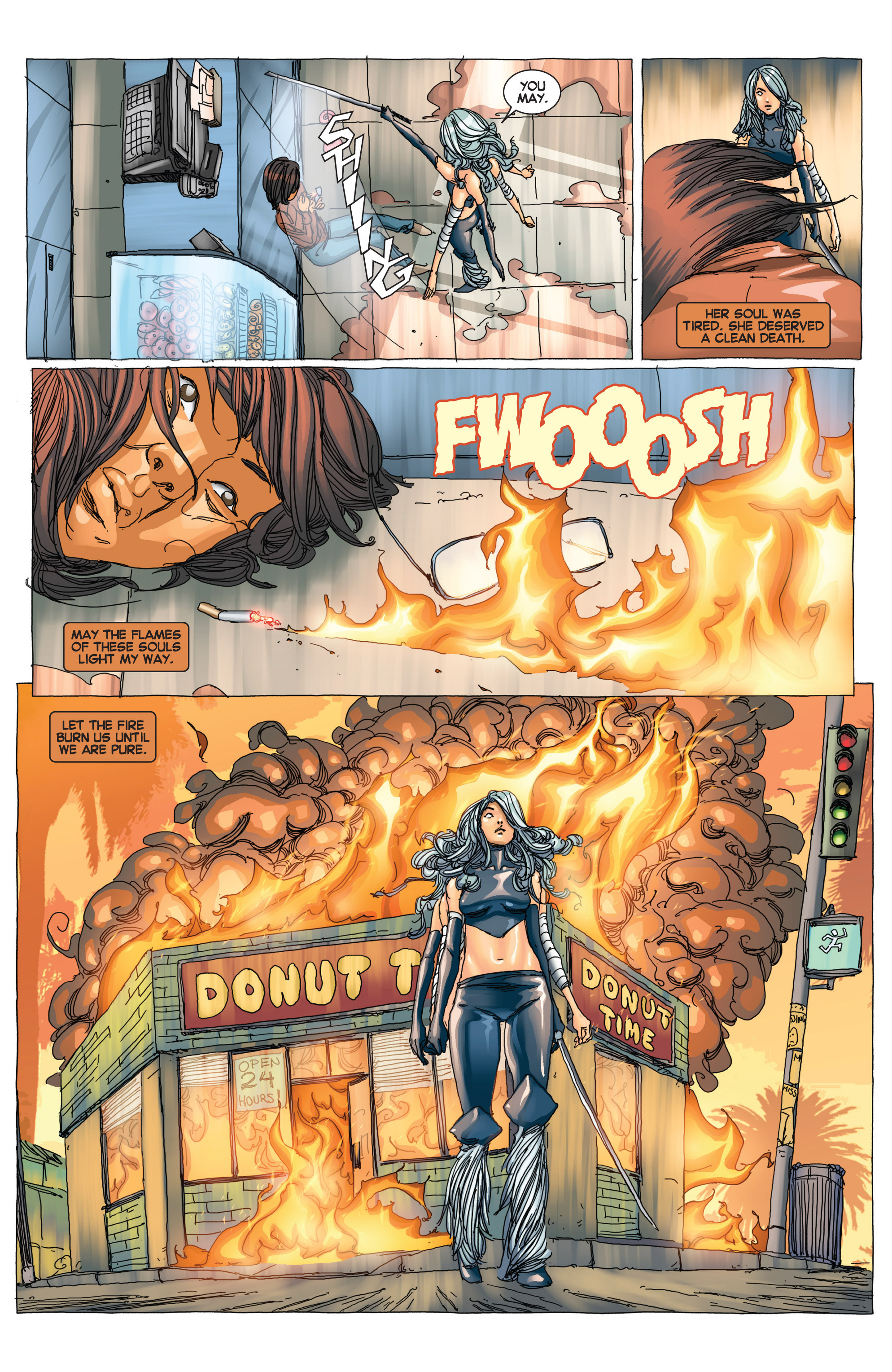 Read online Uncanny X-Force (2013) comic -  Issue #12 - 9