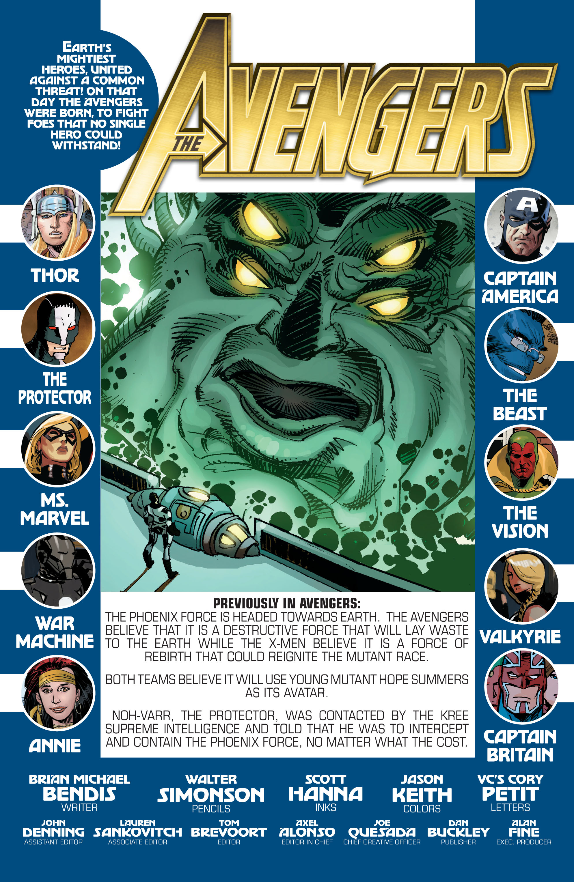 Read online Avengers (2010) comic -  Issue #26 - 2