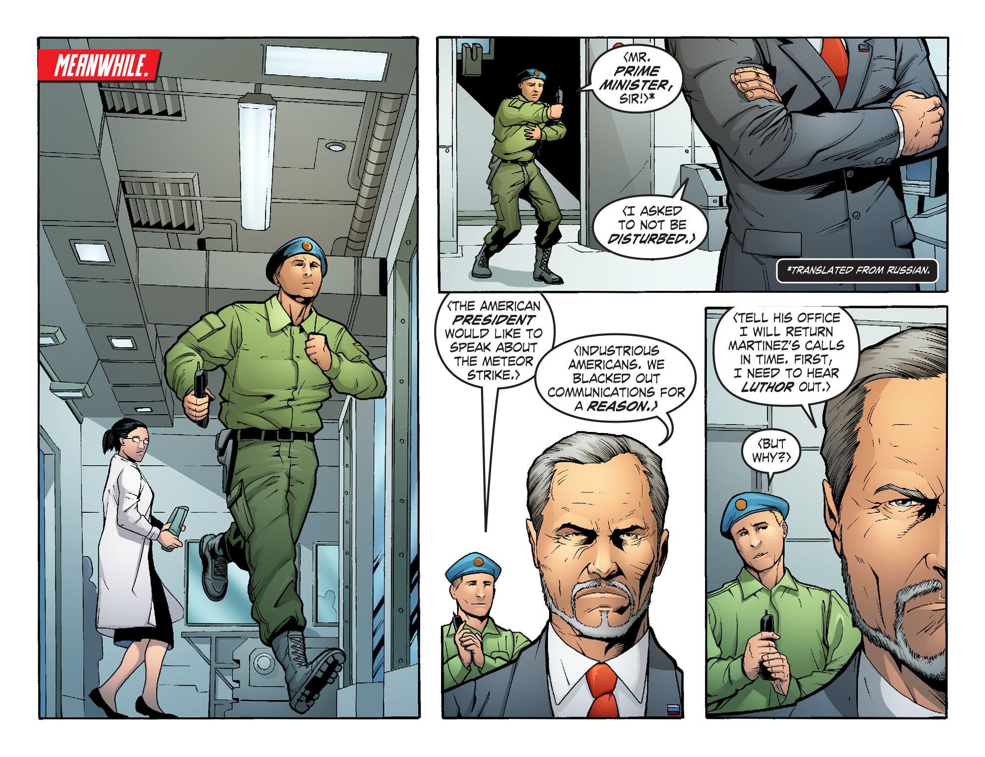 Read online Smallville: Alien comic -  Issue #3 - 21