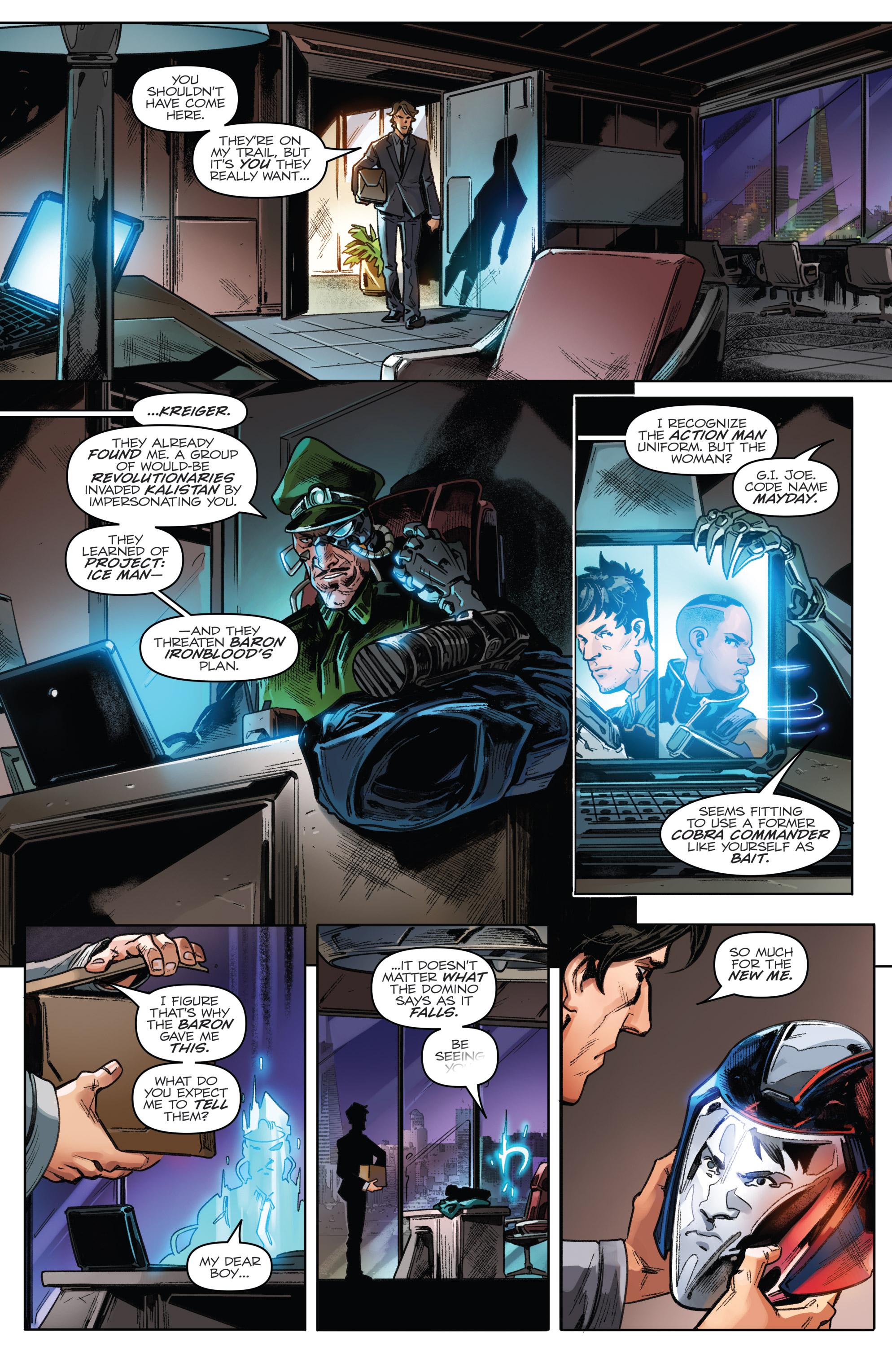 Read online Revolutionaries comic -  Issue #5 - 8