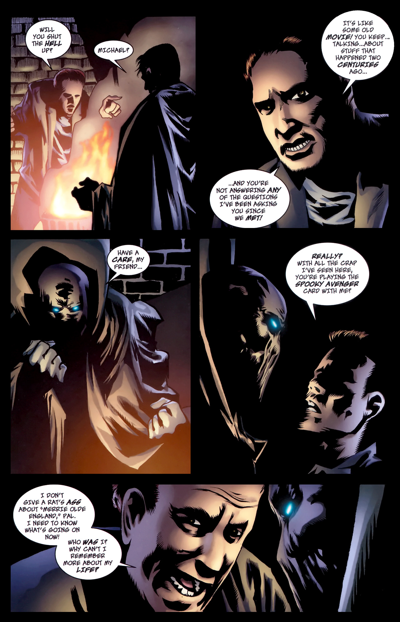 Read online The Grim Ghost comic -  Issue #2 - 16
