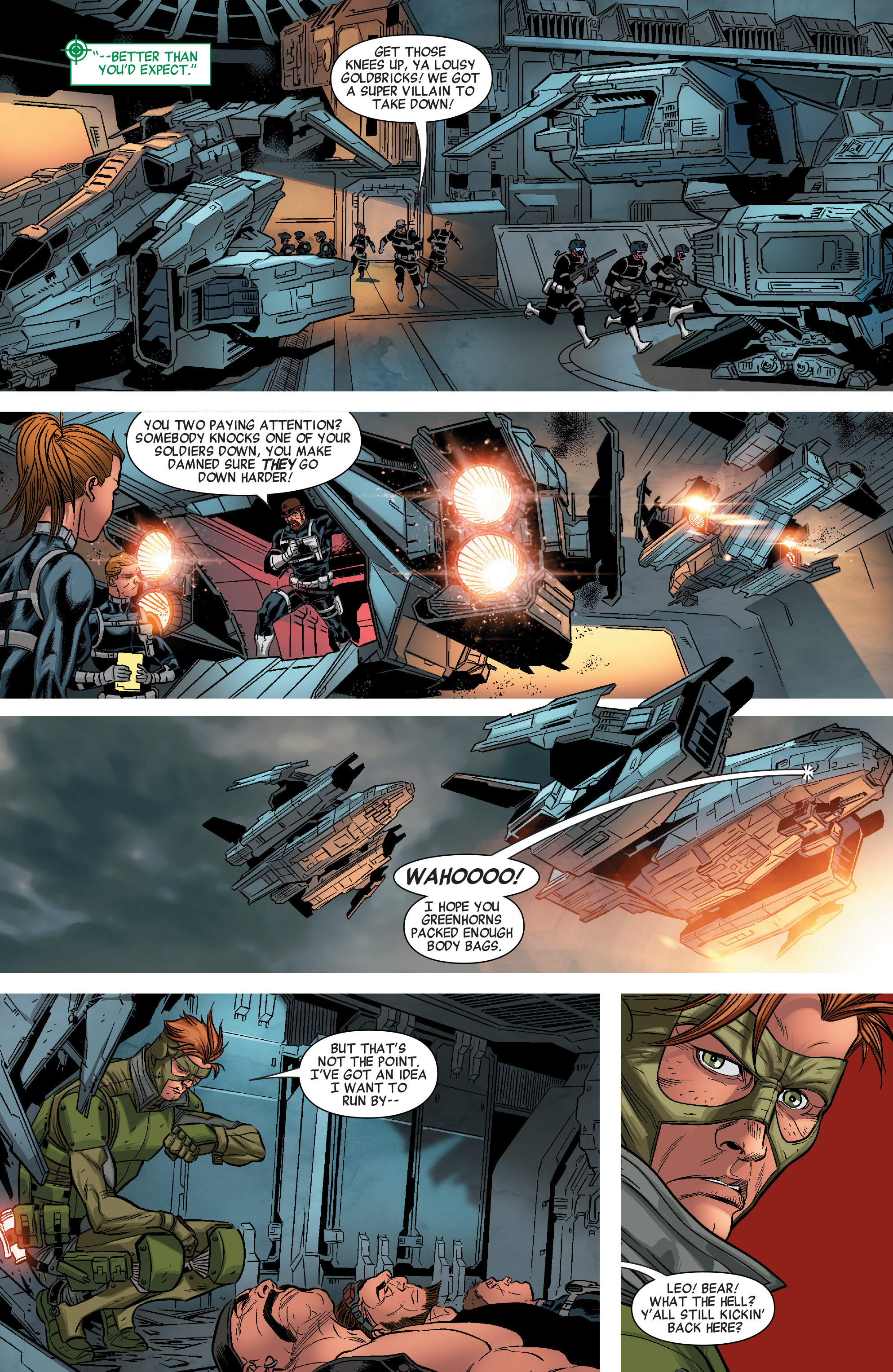 Read online Solo (2016) comic -  Issue #4 - 5