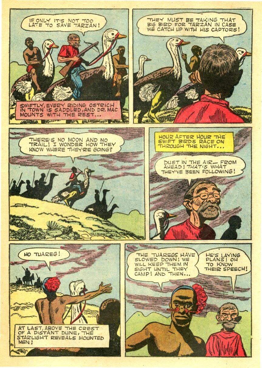 Tarzan (1948) issue 56 - Page 13