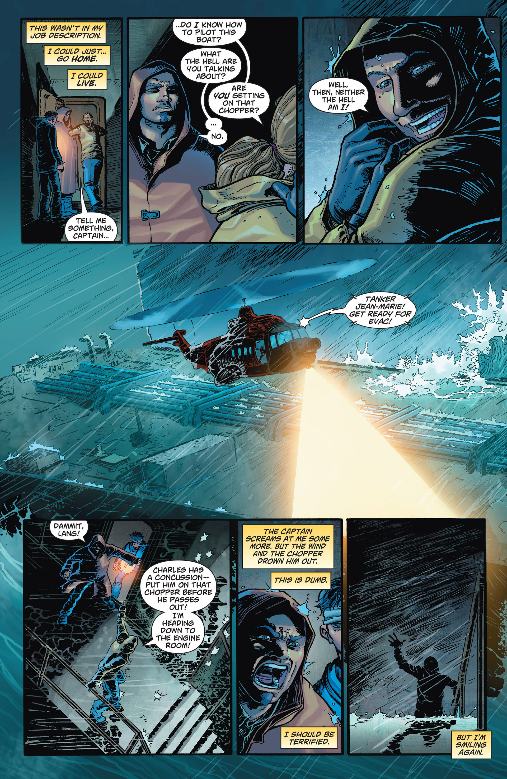 Read online Action Comics (2011) comic -  Issue #25 - 12