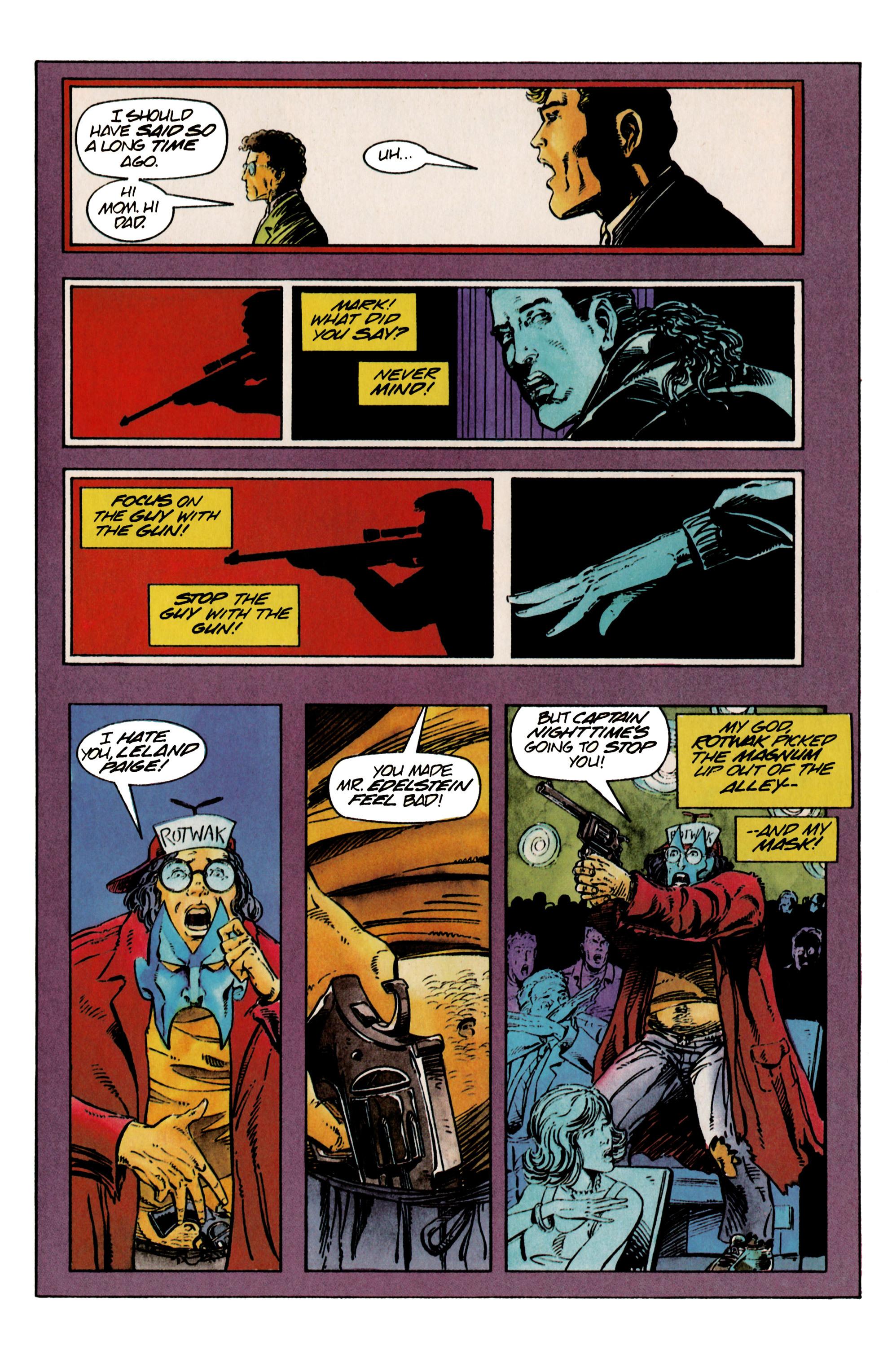 Read online Shadowman (1992) comic -  Issue #24 - 15