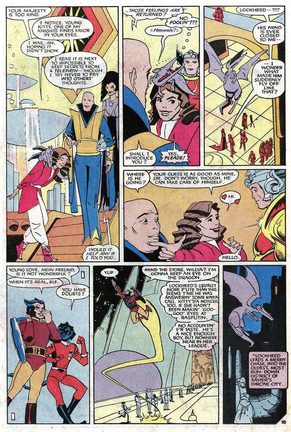 Read online Uncanny X-Men (1963) comic -  Issue # _Annual 8 - 22