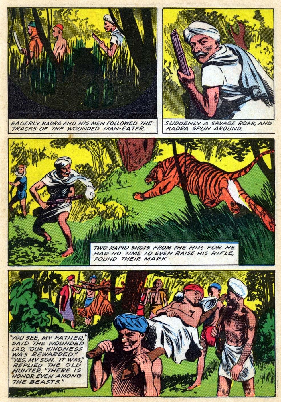 Read online Animal Comics comic -  Issue #22 - 42
