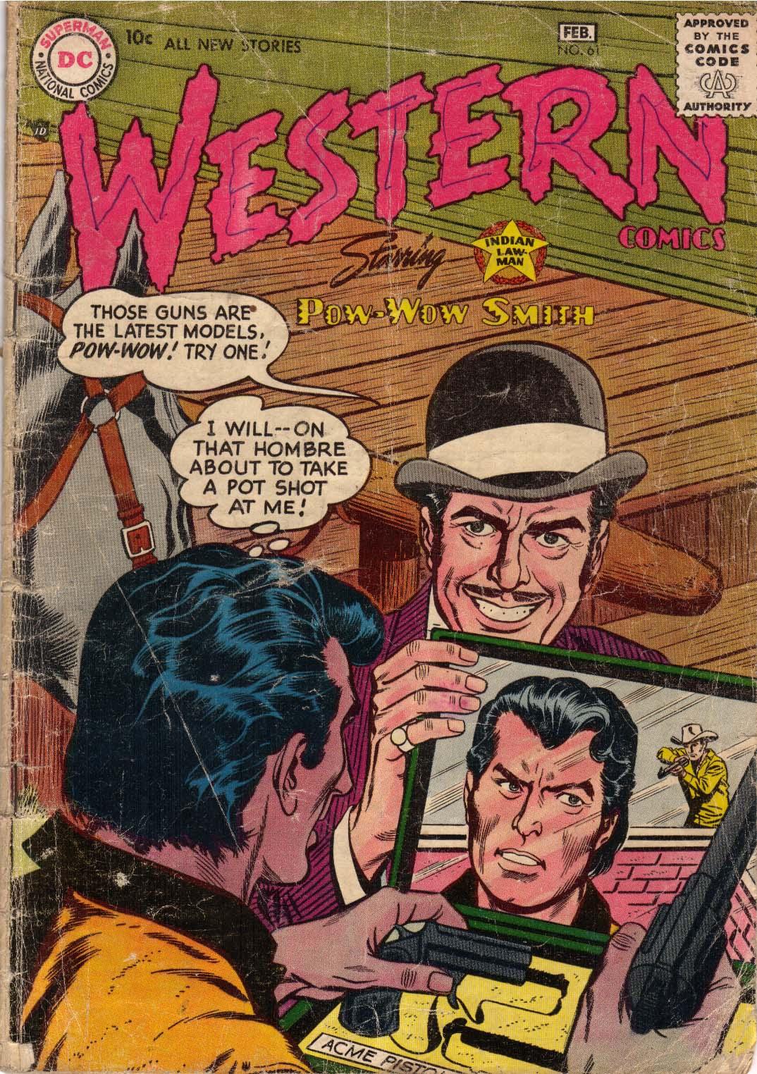 Western Comics 61 Page 1