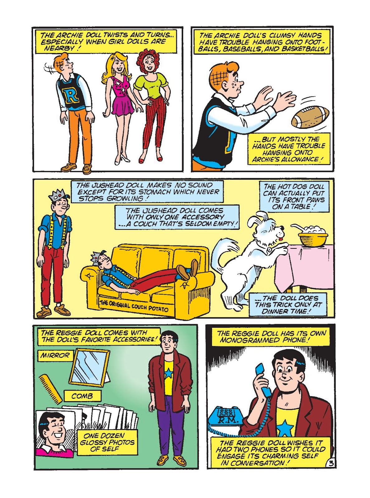 Archie 1000 Page Comics Digest issue TPB_(Part_5) - Page 60