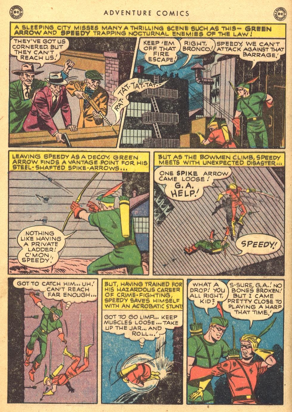 Read online Adventure Comics (1938) comic -  Issue #133 - 16