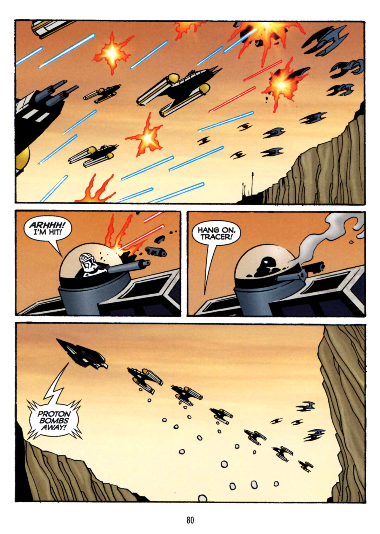 Read online Star Wars: The Clone Wars - Shipyards of Doom comic -  Issue # Full - 78