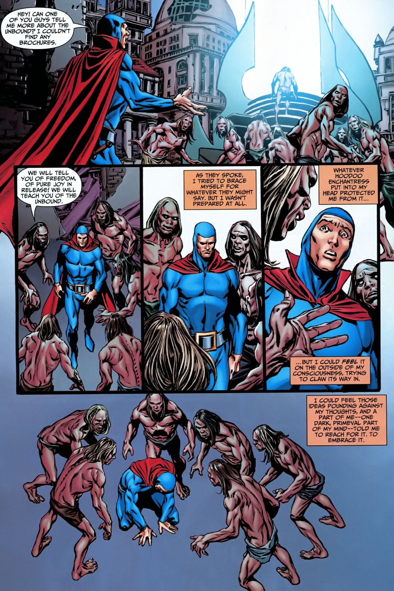 Read online Shadowpact comic -  Issue #22 - 15