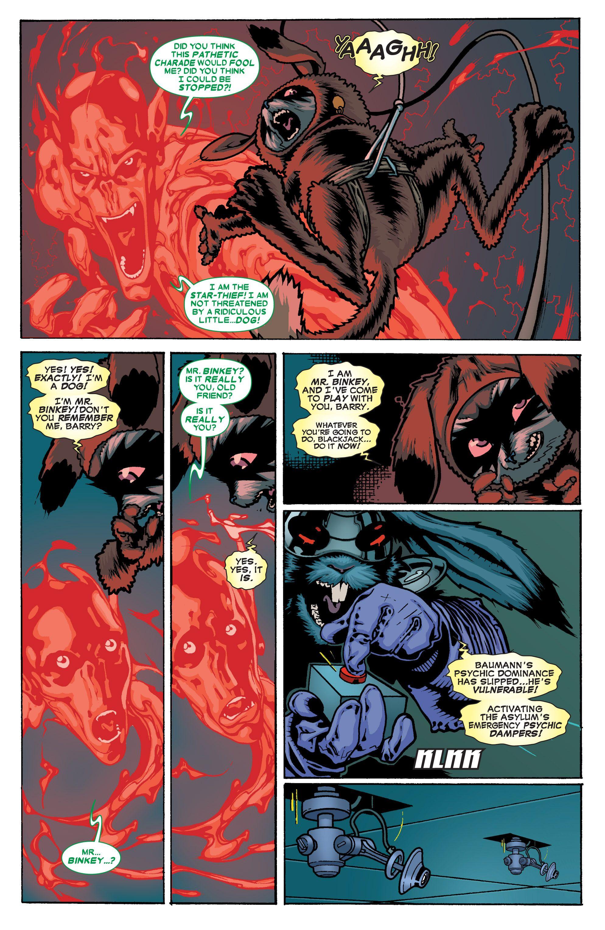 Read online Annihilators comic -  Issue #4 - 36