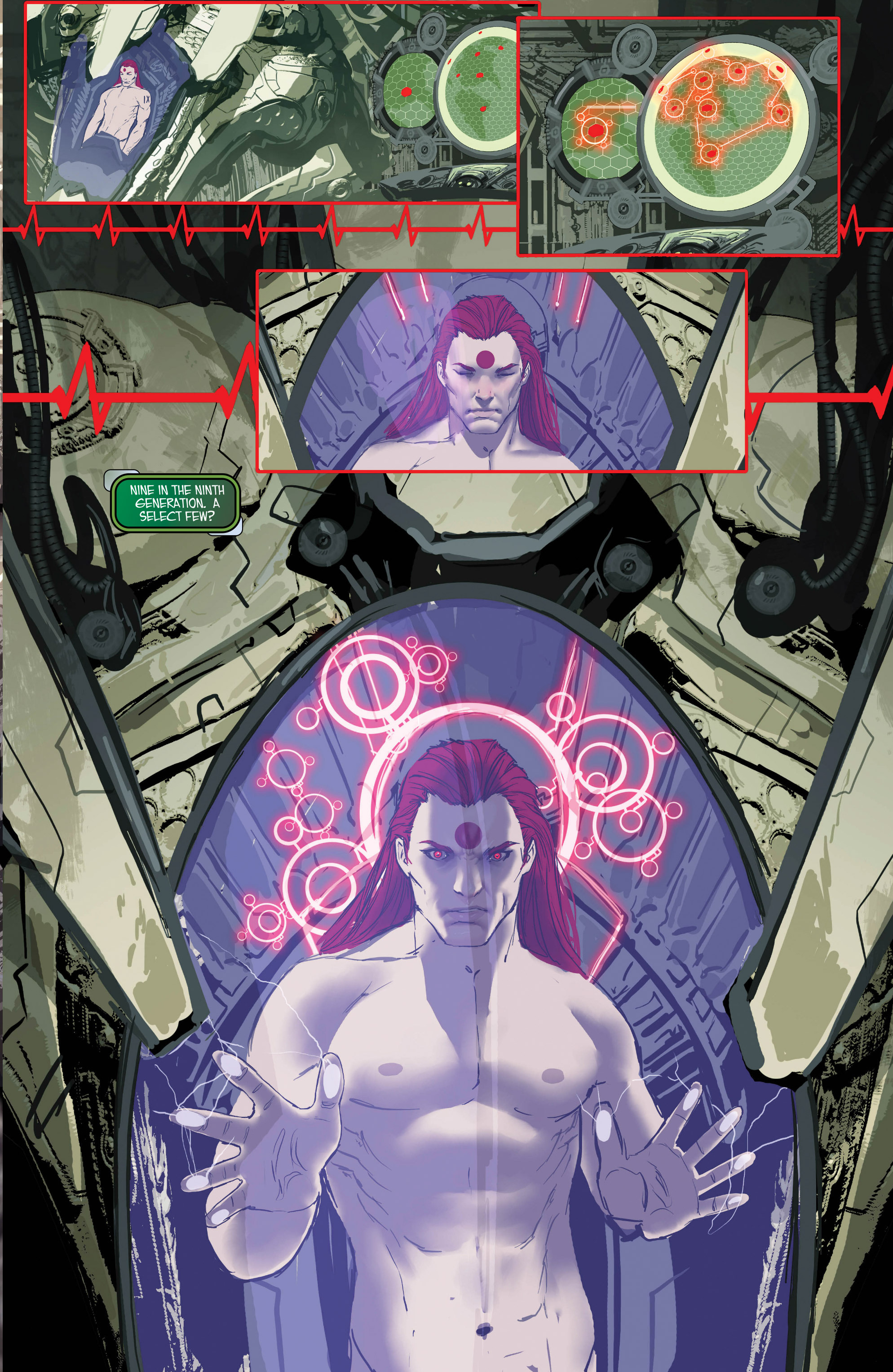 Read online Aphrodite IX (2013) comic -  Issue #Aphrodite IX (2013) _TPB 2 - 40