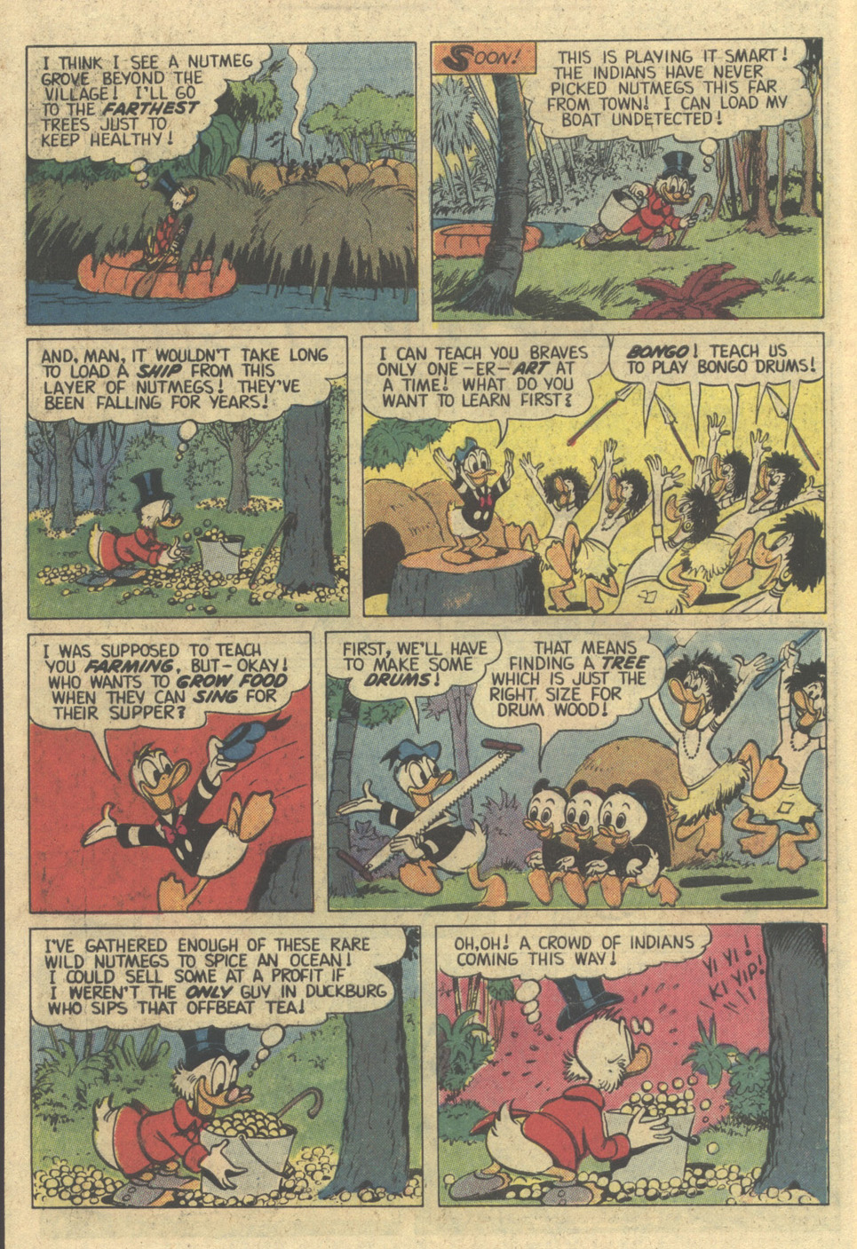 Read online Uncle Scrooge (1953) comic -  Issue #176 - 10