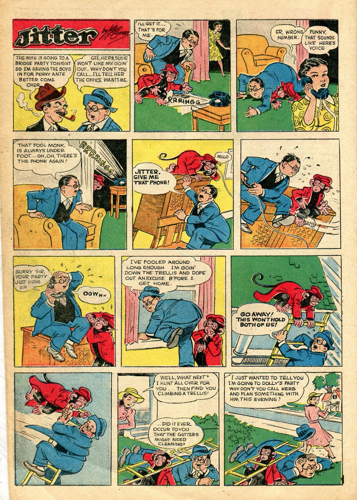 Read online Famous Funnies comic -  Issue #110 - 18