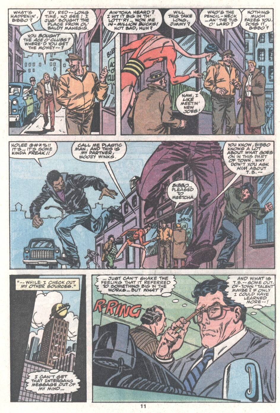 Action Comics (1938) 661 Page 11