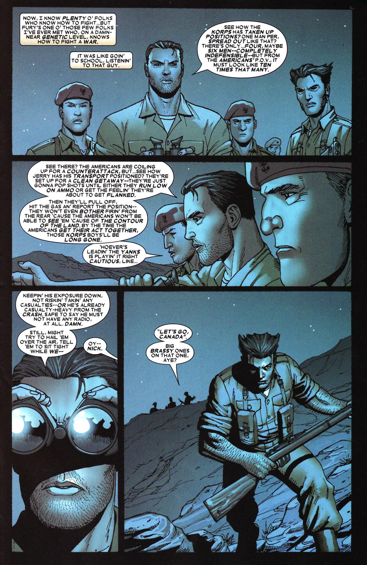 Read online Wolverine: Origins comic -  Issue #17 - 20