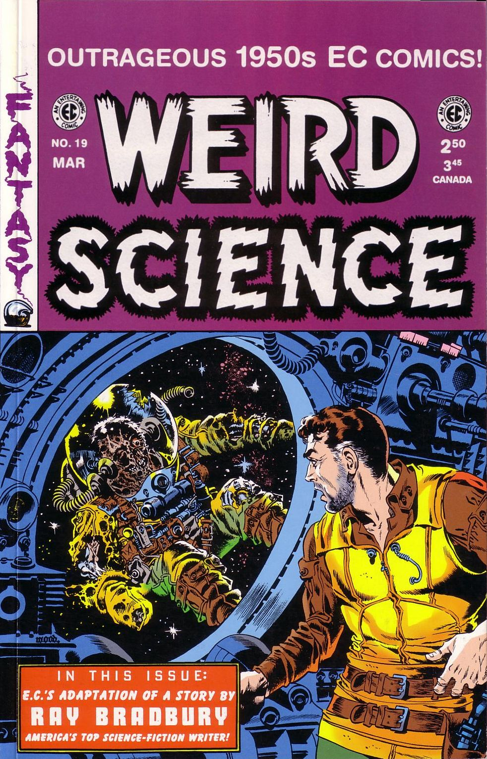 Weird Science issue 19 - Page 1