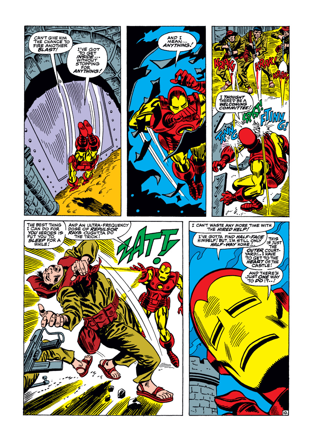 Tales of Suspense (1959) issue 92 - Page 11
