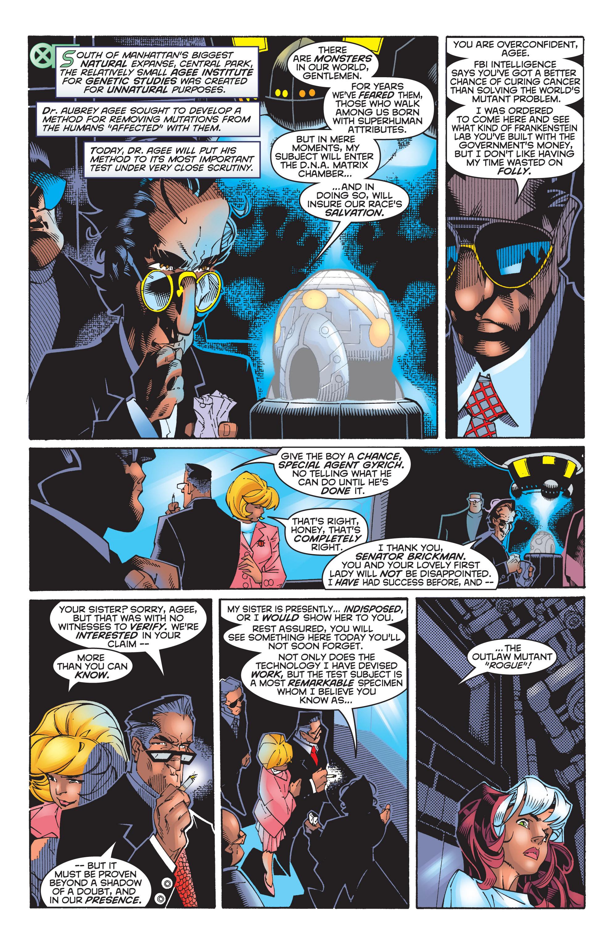 Read online Uncanny X-Men (1963) comic -  Issue #359 - 5