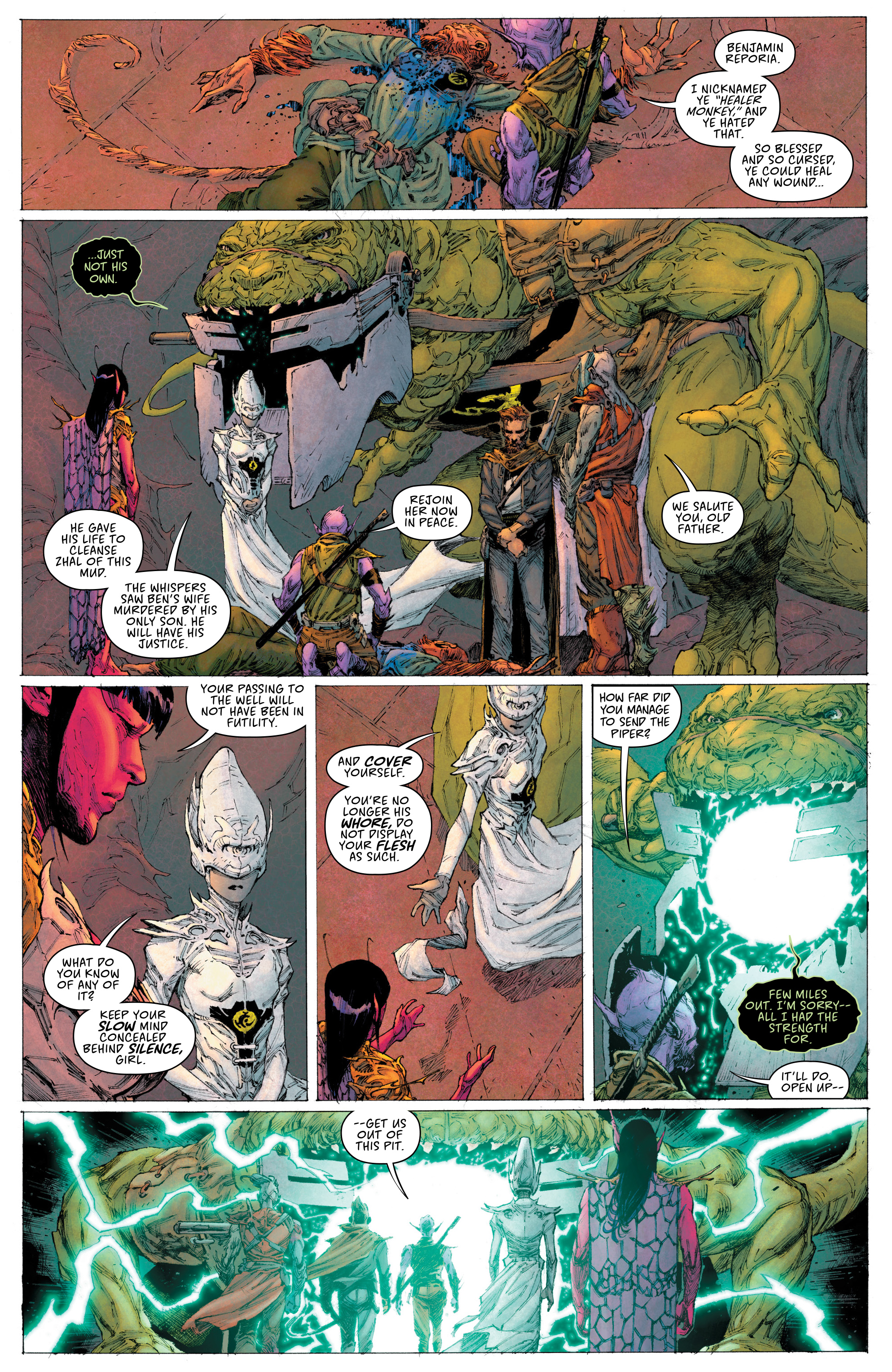 Read online Seven To Eternity comic -  Issue #3 - 19