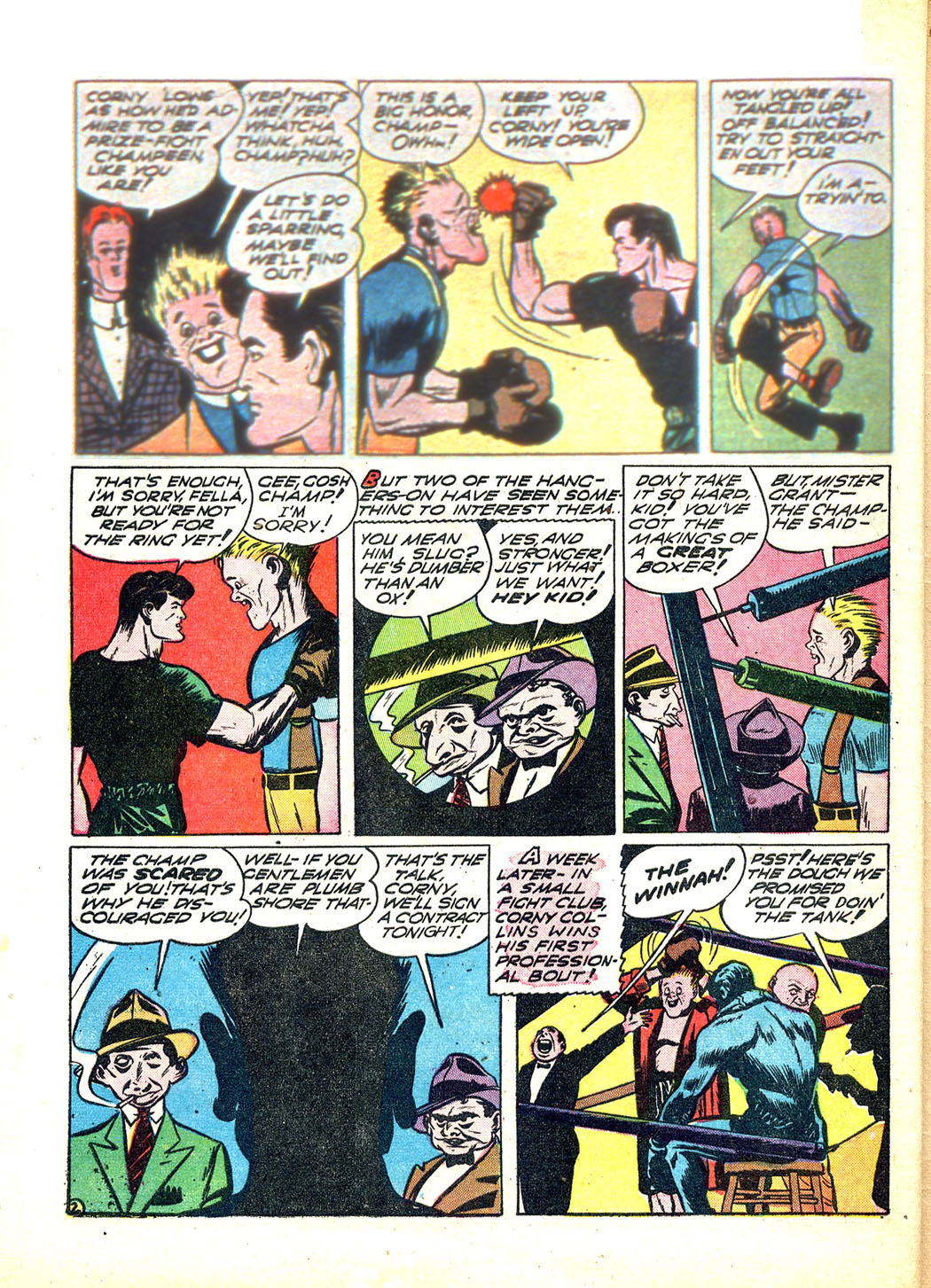 Read online Sensation (Mystery) Comics comic -  Issue #12 - 54